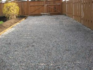Driveway landscape stone rock solid stone center for Shell driveway calculator