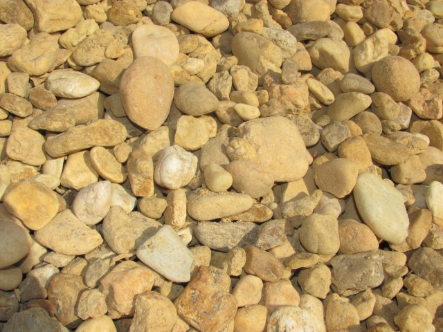 River rock rock solid stone center for Shell driveway calculator